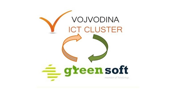 Greensoft is a member of the Vojvodina ICT Cluster